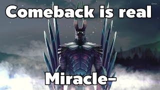 Miracle Terrorblade Comeback is real