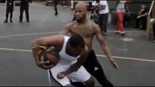 """Tory Lanez """"Gets Bullied While Playing Basketball Gets Hella Pissed Off"""""""