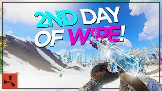2nd Day is the BEST Day DUO VANILLA RUST 2 S11