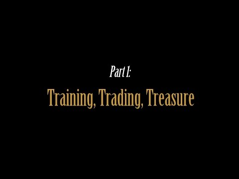 A guide to Persistent World - Episode 1 (Training. Trading. Treasure)