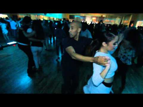 Salrica Salsa Social 03/05 - Troy y Danielle