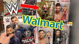 WWE Figures at Walmart! Alexa Bliss Exclusive at Walgreens! GTS Wrestling Figure Show Returns!
