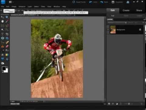 Tworzymy efekt zoomowania na zdjęciu [kurs Photoshop]