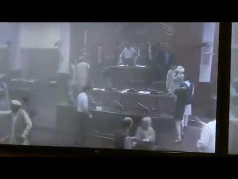 Live: Paki-Punjabi ISI-Taliban Attacks Afghan Parliament
