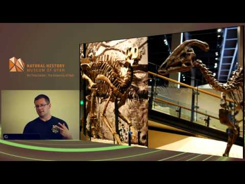Brian Switek: My Beloved Brontosaurus Lecture -- Natural History Museum of Utah