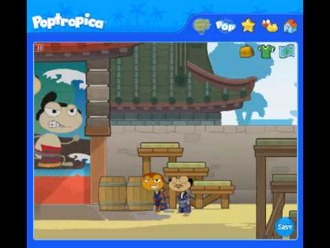 Poptropica: Red Dragon Walkthrough Full