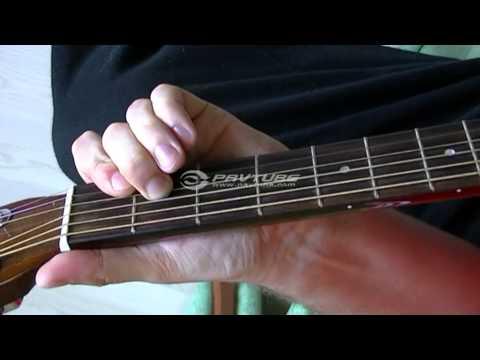 Видео разбор песен - Вальс бостон - аккорды.mp4