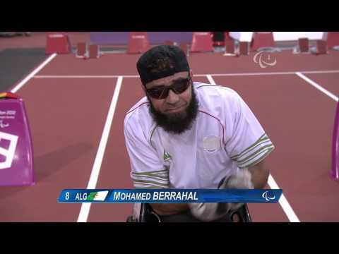 Athletics - Men's 100m - T51 Final - London 2012 Paralympics