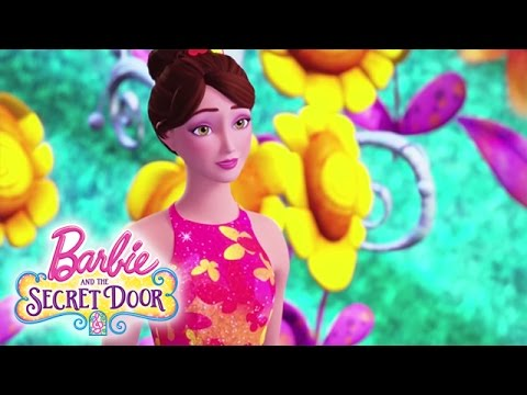 Meet nori barbie and the secret door barbie barbie movies video