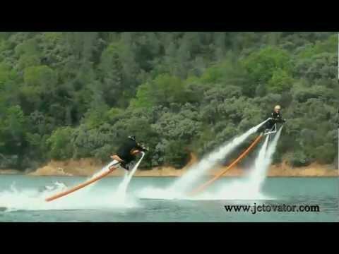 Jetovator, wodny motocykl