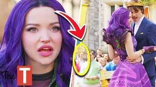 The Real Reason Lonnie Was Missing In Descendants 3
