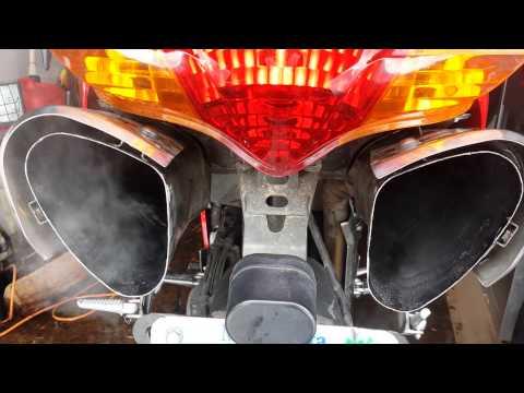 Honda VFR 800 VTEC Exhaust