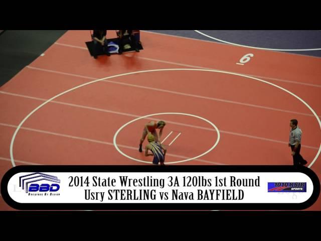 1st Round-Corbin Usry STERLING