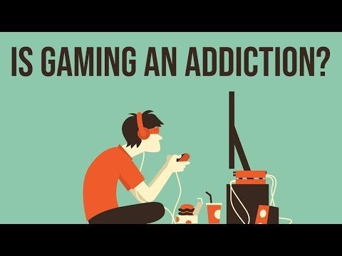 GAMING ADDICTION is a MENTAL DISORDER? - Dude Soup Podcast #180