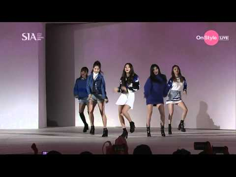 141028 4Minute - Intro + What's Your Name + Whatcha Doin' Today @2014 Style Icon Awards