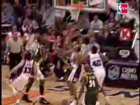 NBA TV Top 10 Steve Nash 2006 Video