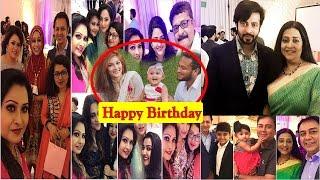সাকিবের মেয়ের জন্মদিনে তারকার মেলা, দেখুন এক নজরে | Shakib Al Hasan Daughter Birthday | Bangla News