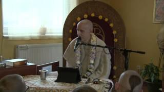 2014.05.12. BG 9.13 HG Sankarshan Das Adhikari Kaunas, Lithuania