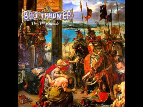 Bolt Thrower - Where Next To Conquer