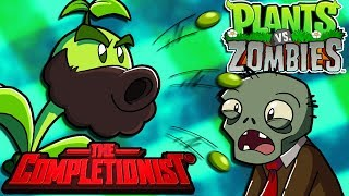 Plants vs Zombies   The Completionist