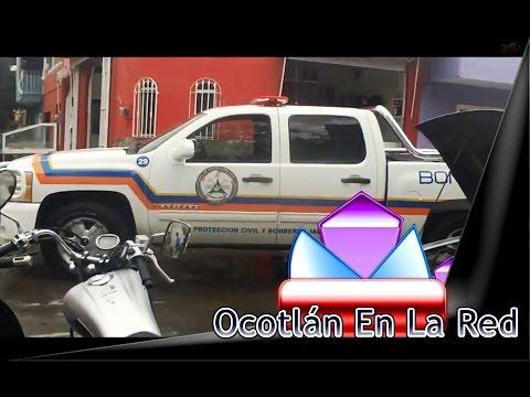 Inundacion Calle Justo Sierra 5/Octubre/2014 Ocotlán Jalisco