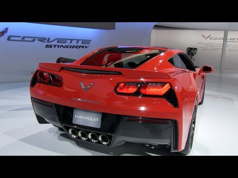 Top 5 Cool Cars & the sexy women who love 'em at the 2013 Chicago Auto Show (Part 1)