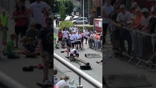 Mattis 250kg Flaghoist at Rogalands Sterkeste Mann 2018