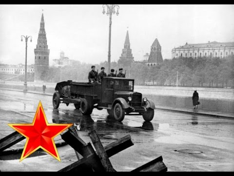 You are my Moscow - battle of the Moskow - Photos of the Moskow parade ww2