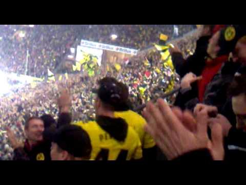 Borussia Dortmund - Schalke 04 2:0 Tor Lewandowski