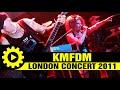 Видео Kmfdm KMFDM London 19-11-11 full