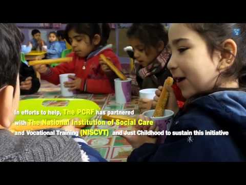 Milk for Palestine's Diaspora Children