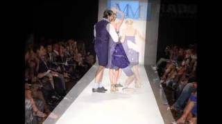 MALAN BRETON S/S 2011 FASHION SHOW - VIDEO BY XXXX MAGAZINE