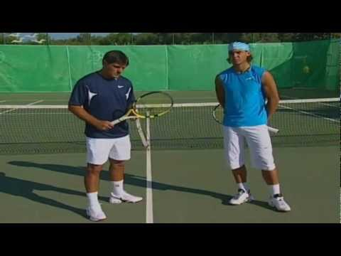 Aprende A Jugar Al Tenis Con Rafa Nadal (El Revés)