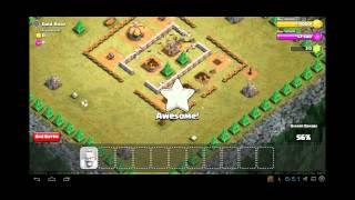 Clash of Clans Gold Rush Strategy Guide - 3 Stars