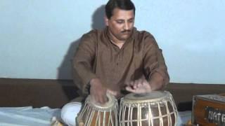 Tal Pancham Savari - 15 beats by Nandkishor Date (Tabla)