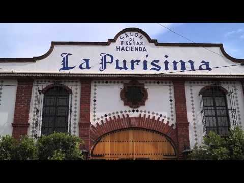 Salon hacienda la purisima youtube for Salon de la photo