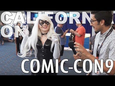 California On Comic-Con 9