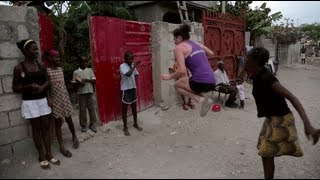 Going to Haiti: A Warm Welcome