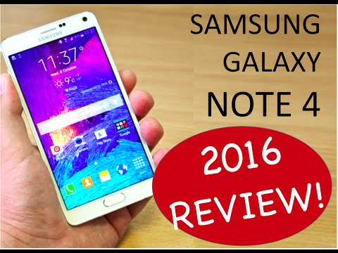 Samsung Galaxy Note 4 in 2016/2017? [Review]: Should you buy this phone now?
