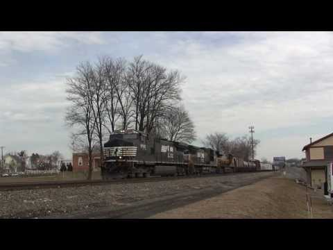 NTD 2013 Special: NS Harrisburg Division Railfanning