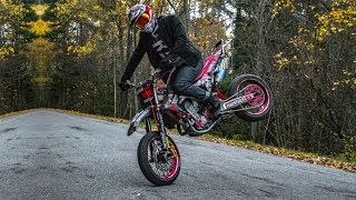 Limitless Lifestyle | Crazy Supermoto Stunt