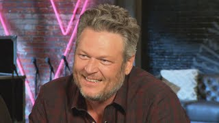 See What Blake Shelton Had to Say About Working Alongside Gwen Stefani on 'The Voice'