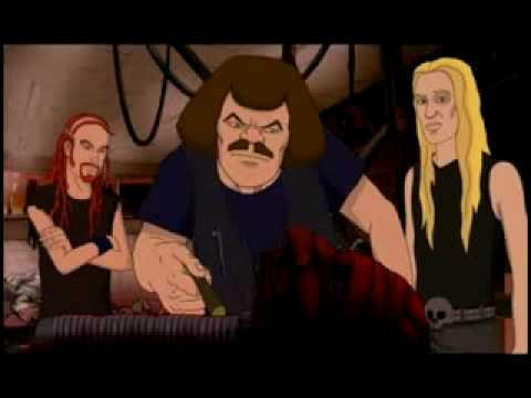 Dethklok Metalocalypse (2006 Trailer) Video