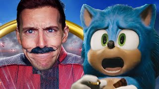 The Most Important Sonic Review - Movie Podcast [Filmhaus]