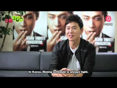 [20120612] Interview with Yun Jung Hoon (연정훈) Part 1 [Eng Sub]