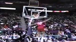 Clarence Weatherspoon - 1993 NBA Slam Dunk Contest