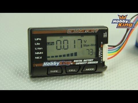 HobbyKing Daily - HobbyKing Cellmeter