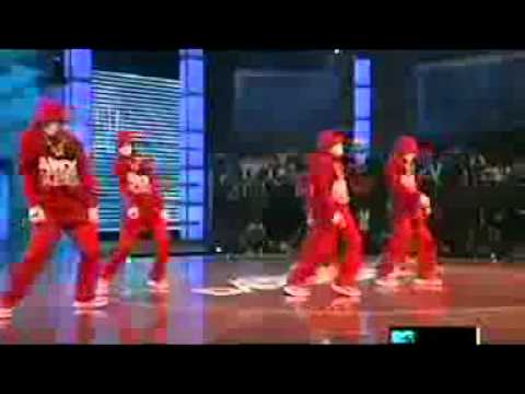 Jabbawockeez Red Pill Hq video