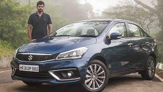 2018 Maruti Ciaz Facelift Review - Comfortable, Not Dynamic | Faisal Khan