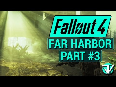 FALLOUT 4: FAR HARBOR Let's Play Part 3 - Secrets of Far Harbor! (PC Gameplay Walkthrough)